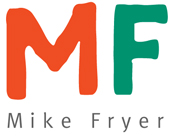 Mike Fryer logo