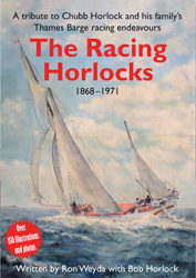Rocing Horlocks book cover